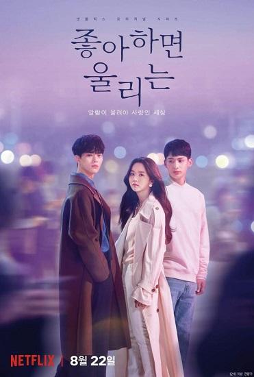ซีรี่ย์เกาหลี Love Alarm ( 2019 ) แอปเลิฟเตือนรัก พากย์ไทย Ep.1-8 ( จบ )