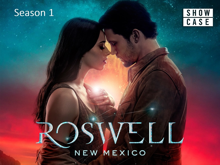 Roswell New Mexico Season 1 ซับไทย Ep.1-7