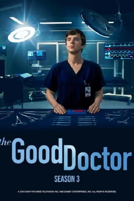 The Good Doctor ปี 3 พากย์ไทย Ep.1-2
