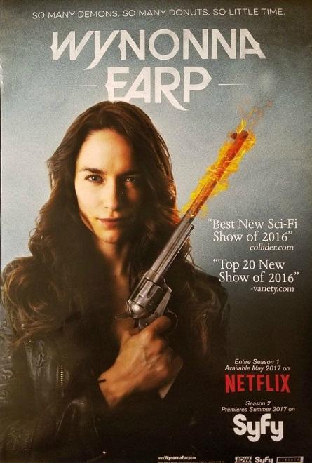 Wynonna Earp Season 4 ซับไทย Ep.1-4