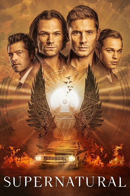 Supernatural Season15 ซับไทย Ep.1-20 (จบ)