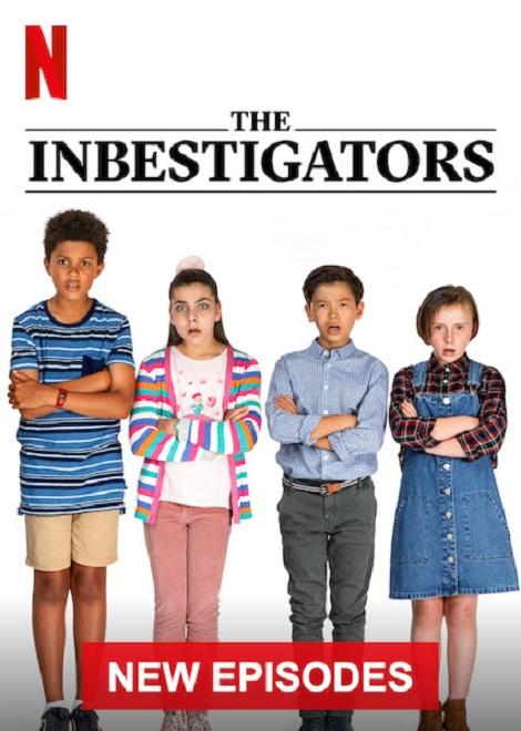 The Inbestigators Season 2 ซับไทย Ep.1-10 (จบ)