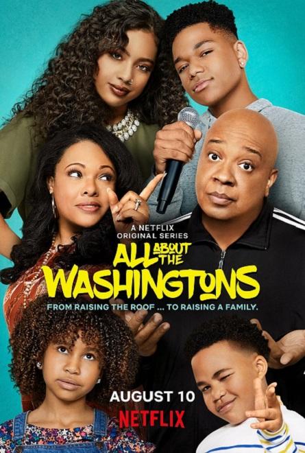 All About The Washingtons Season 1 ซับไทย Ep.1-10 (จบ)