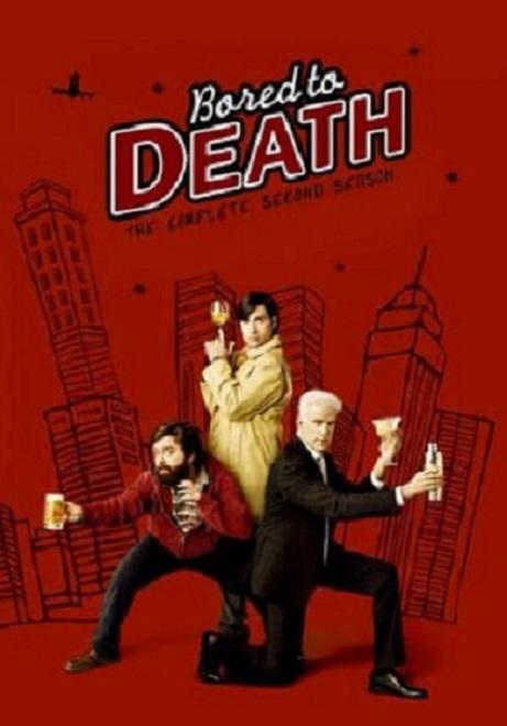 Bored To Death Season 1 ซับไทย EP.1-8 (จบ)
