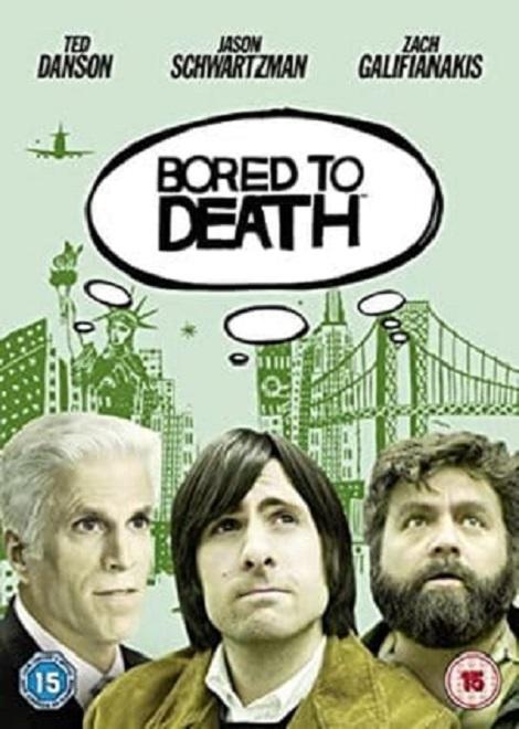 Bored To Death ยอดสืบจ้างได้ไม่จำกัด ปี 1 พากย์ไทย EP.1-8 (จบ)