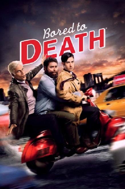 Bored To Death Season 2 ซับไทย EP.1-8 (จบ)