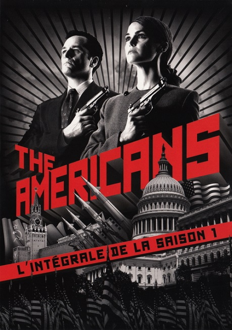 The Americans Season 1 ซับไทย Ep.1-13 (จบ)