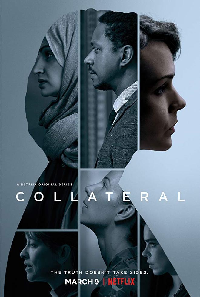 Collateral Season 1 ซับไทย EP.1-4 (จบ)