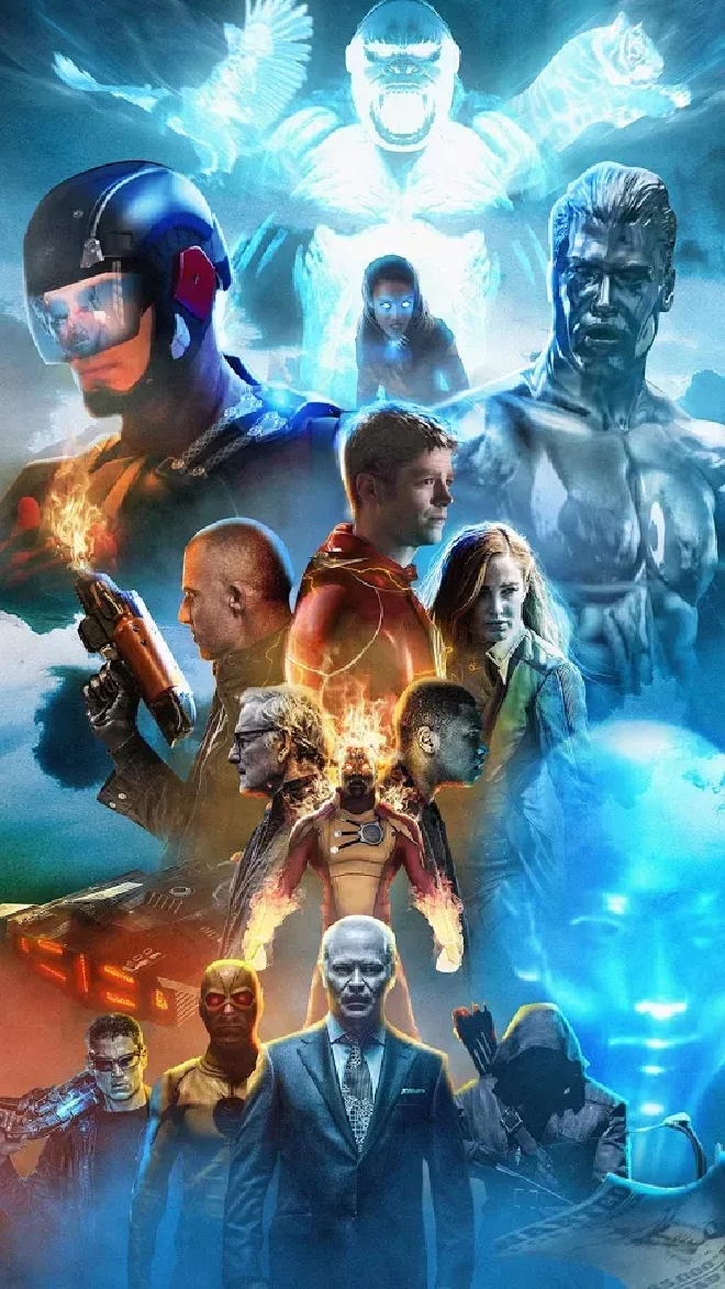 DC's Legends of Tomorrow (รวมพลคนเหนือมนุษย์) ปี 5 พากย์ไทย Ep.1-16