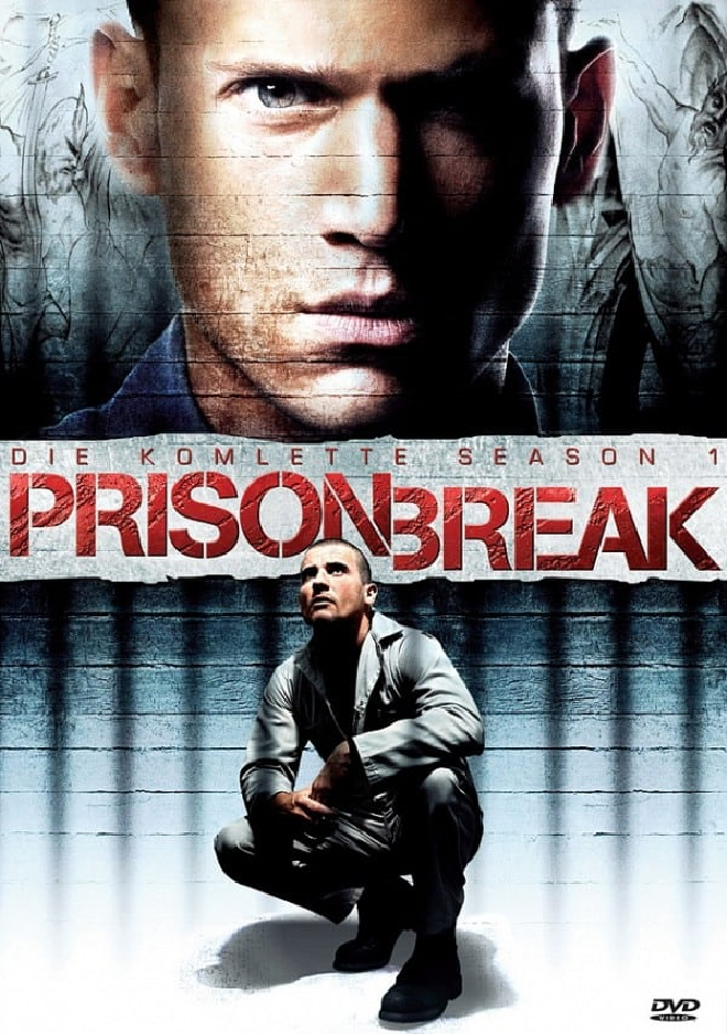 Prison Break แผนลับแหกคุกนรก ปี 4 พากย์ไทย Ep.1-22 (จบ)