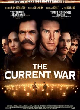 The Current War (2017) สงครามไฟฟ้า คนขั้วอัจฉริยะ