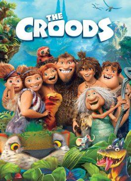 The Croods: A New Age (2020) เดอะ ครู้ดส์ ตะลุยโลกใบใหม่