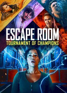 Escape Room Tournament Of Champions (2021) กักห้อง เกมโหด