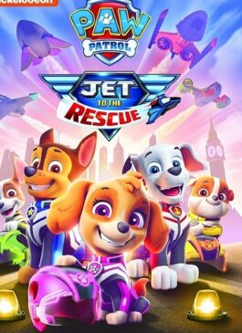 Paw Patrol Jet to the Rescue (2020) ขบวนการเจ้า ตูบสี่ขา