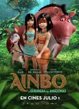Ainbo- Spirit of the Amazon (2021) บรรยายไทย