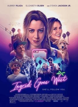 Ingrid Goes West (2017) สติแตกแหวกโซเชียล บรรยายไทย